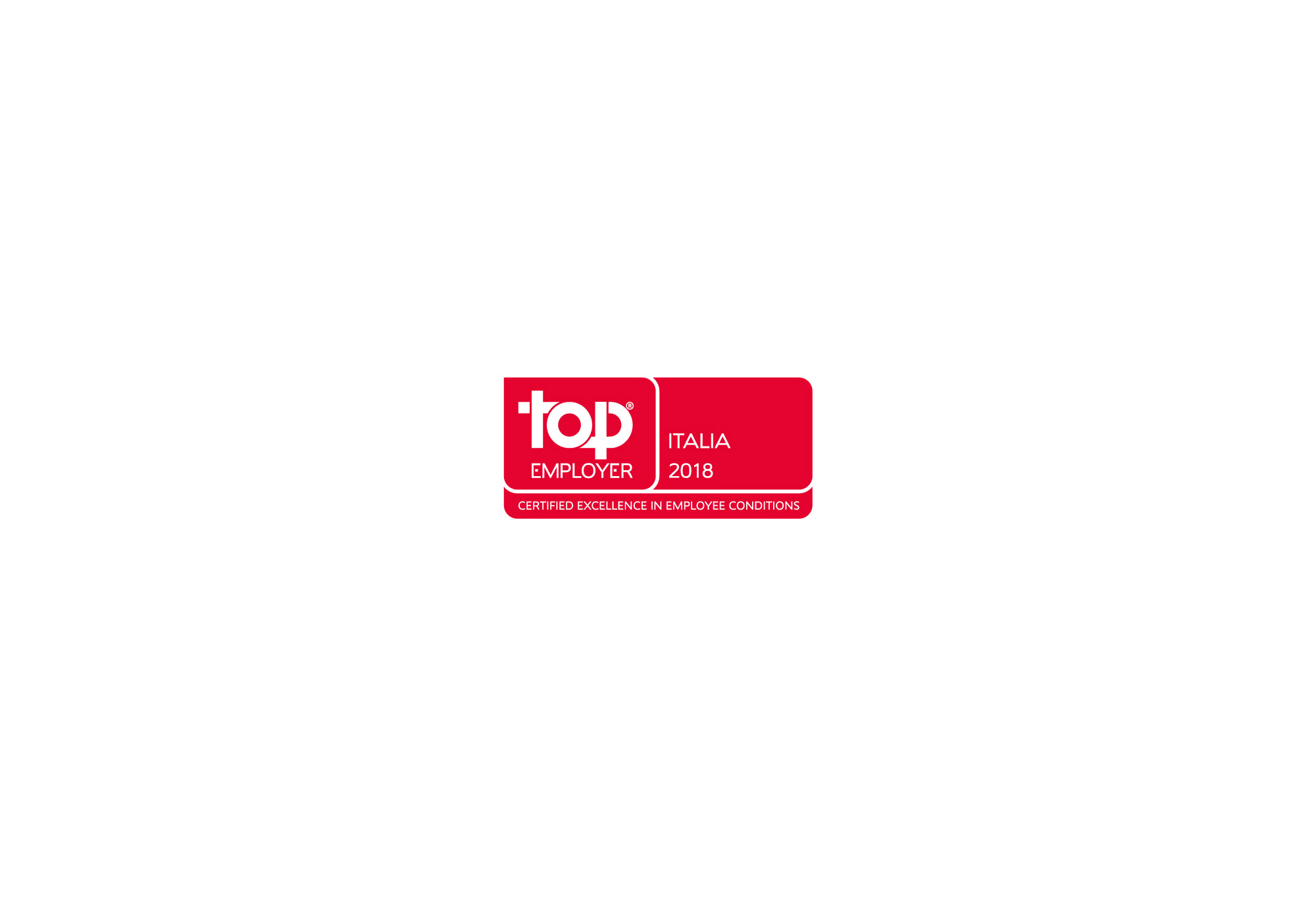 iGuzzini Top Employers Italy 2018