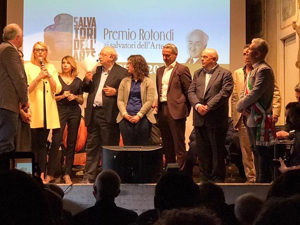 iGuzzini riceve il Premio Rotondi