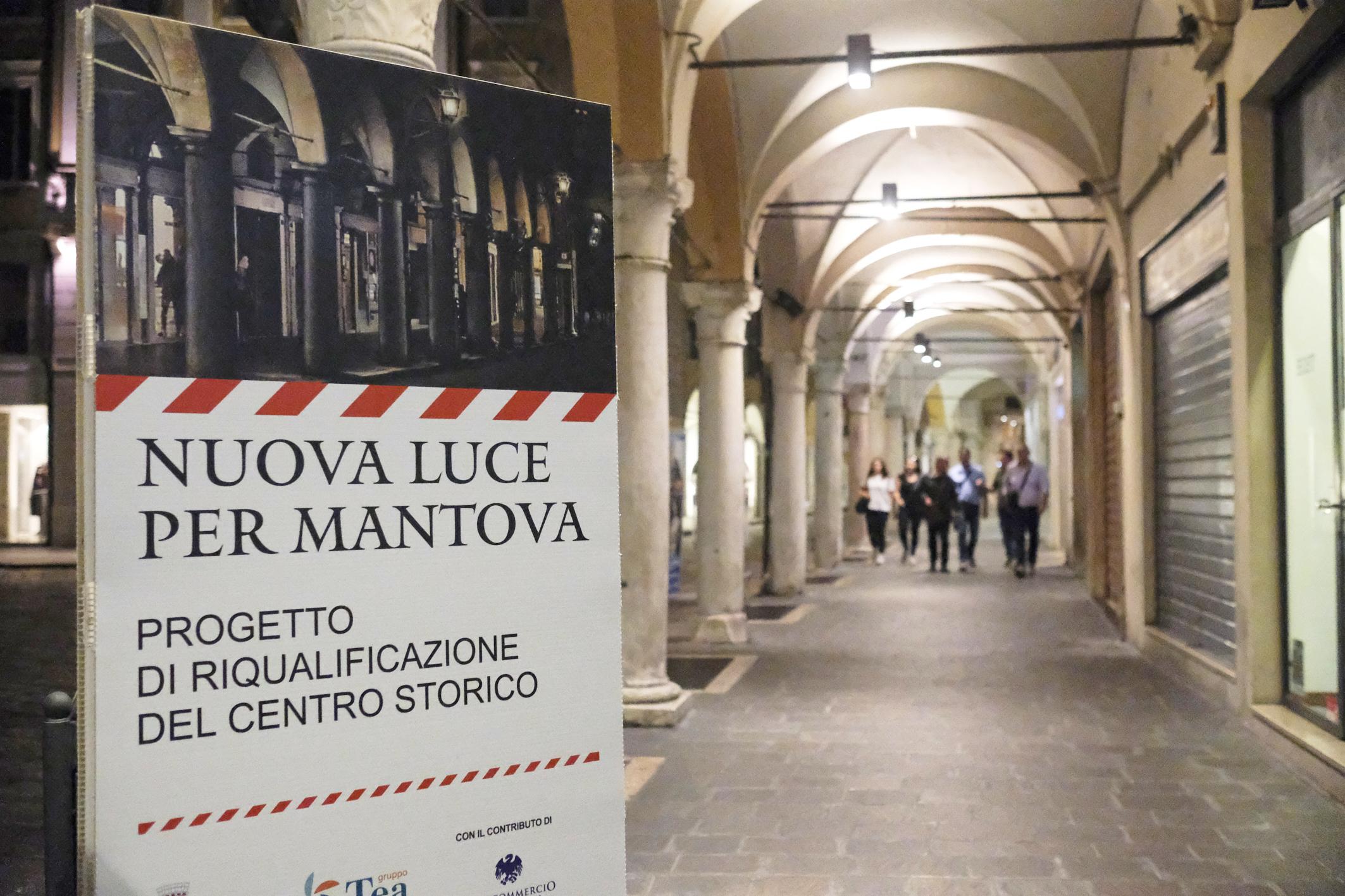 Congratulations to Mantua