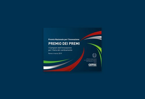 "iGuzzini is awarded the 2018 ""Premio dei Premi"" prize for innovation"