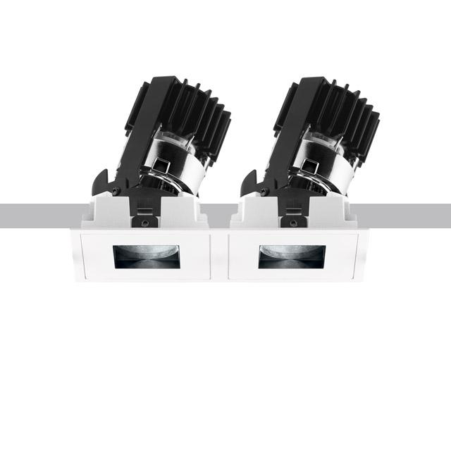 Laser Pinhole - orientable múltiple