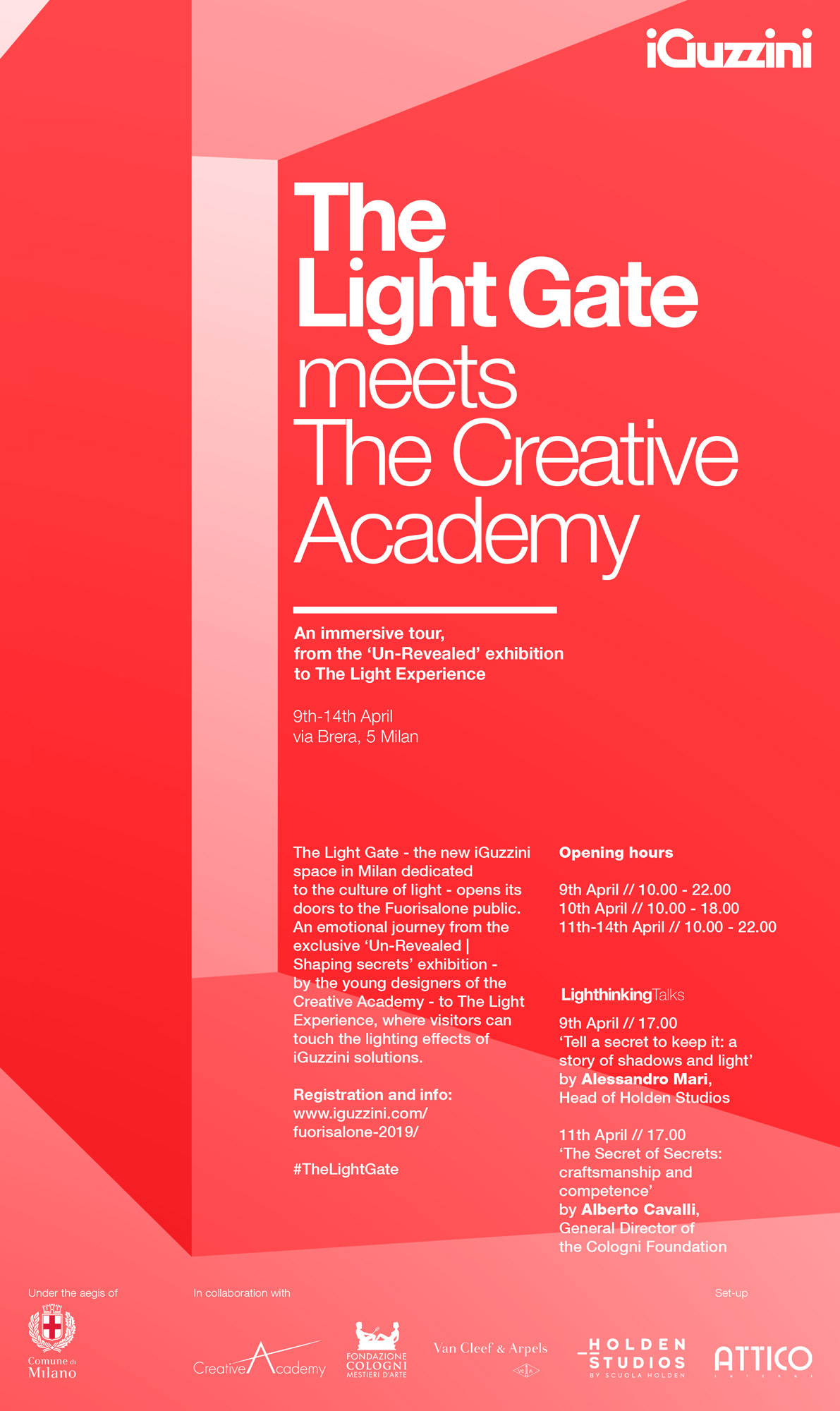 The Light Gate meets the Creative Academy
