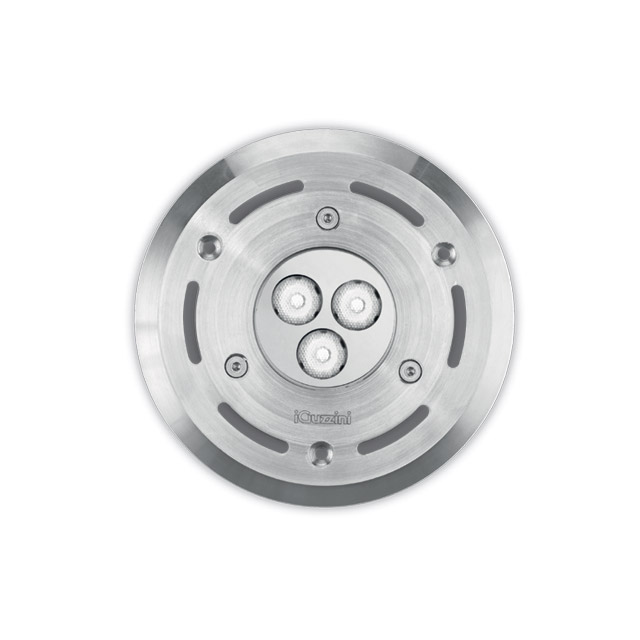 WaterApp - recessed ø140
