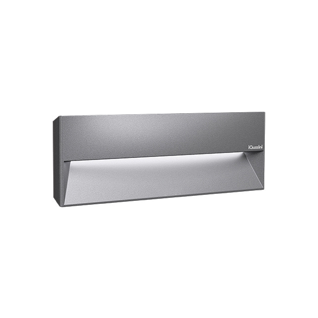 rectangular wall-mounted