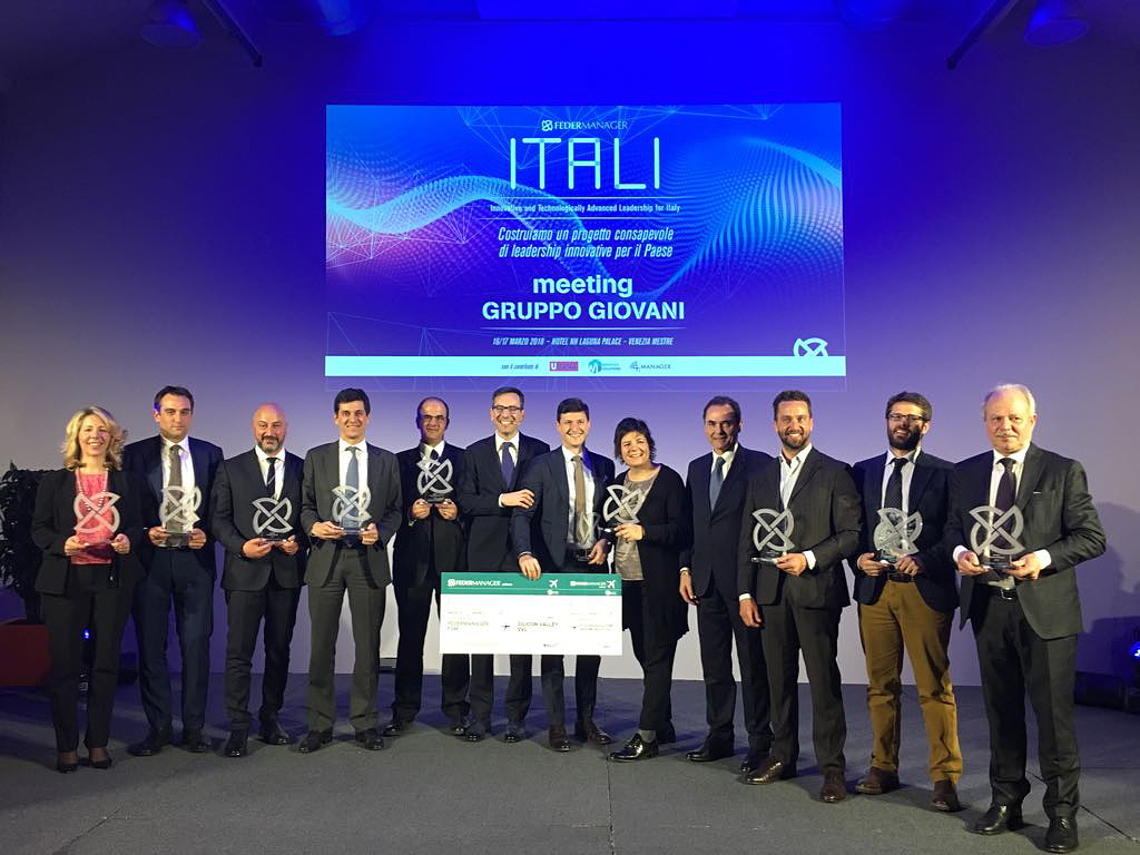 El mejor director joven de Italia es el director de finanzas de iGuzzini