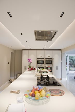The Laser Blade Recessed Downlights Range Iguzzini