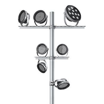 Multi Agorà pole mounted