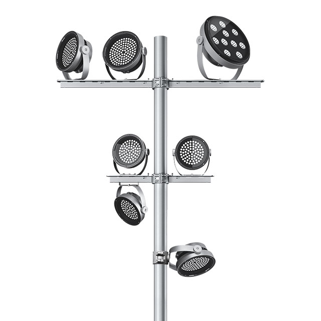 Agorà - Multi Agorà pole mounted