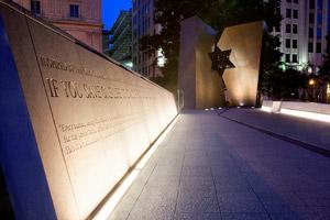 The Holocaust Memorial