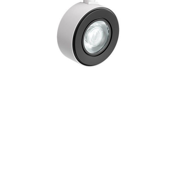 View Opti Beam Lens rotondo - binario Low Voltage 126x126mm