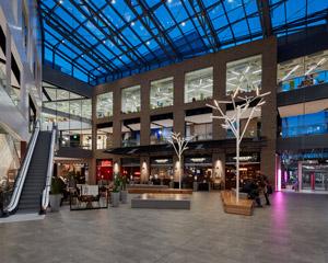 El centro comercial Iso Omena