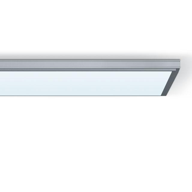 iPlan - rettangolare soffitto/parete