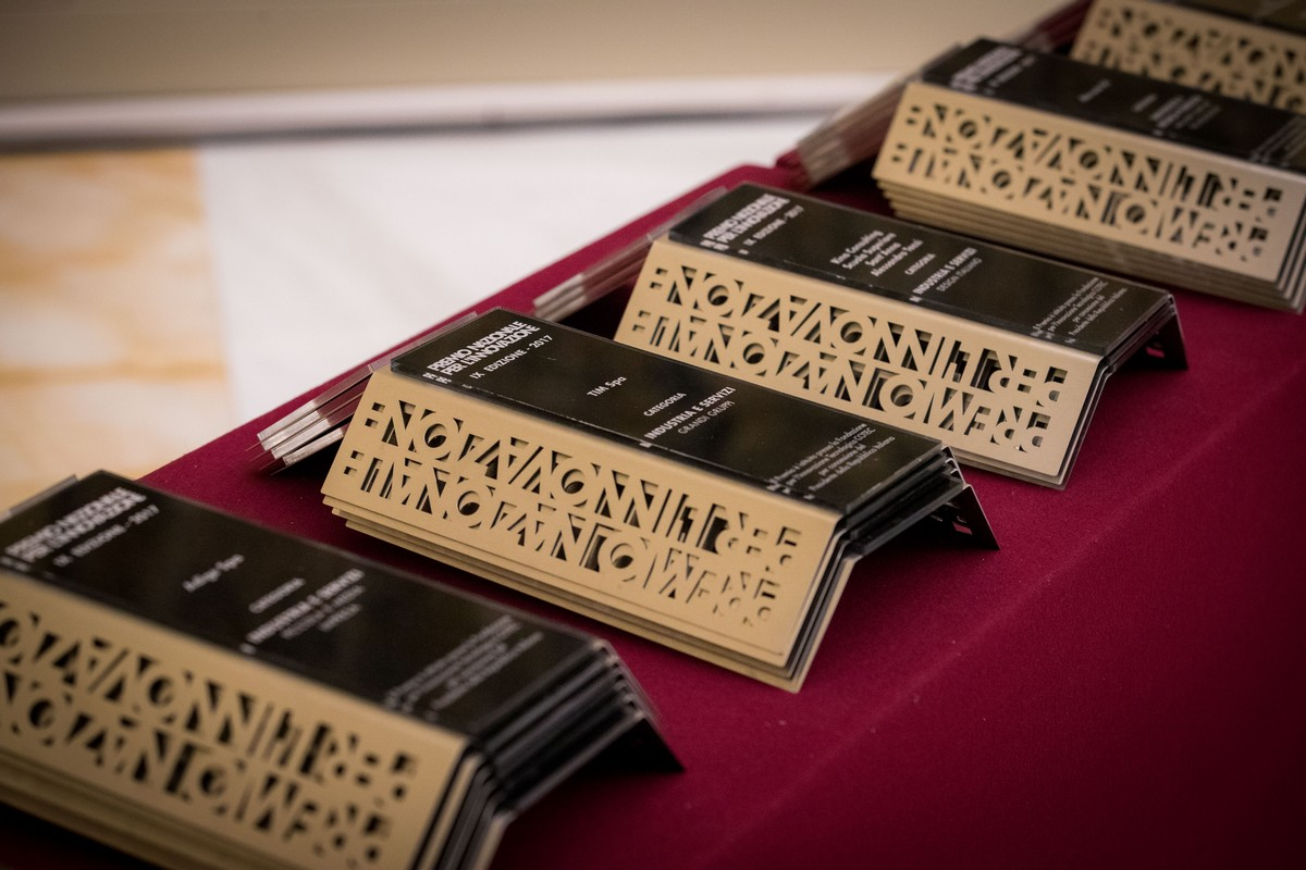 "iGuzzini recibe el ""Premio dei Premi"" 2018 a la innovación"