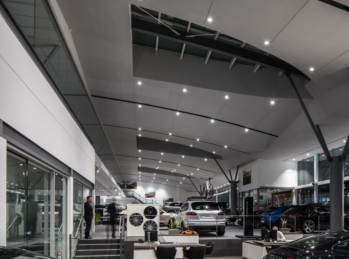 Porsche Showroom Parramatta