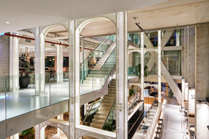 QO Amsterdam, a LEED Platinum hotel