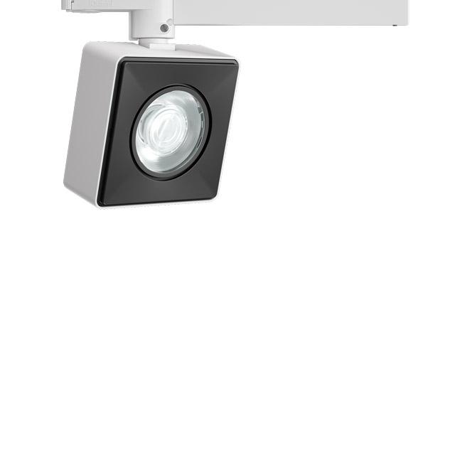 View Opti Beam Lens carrée - 126x126 mm