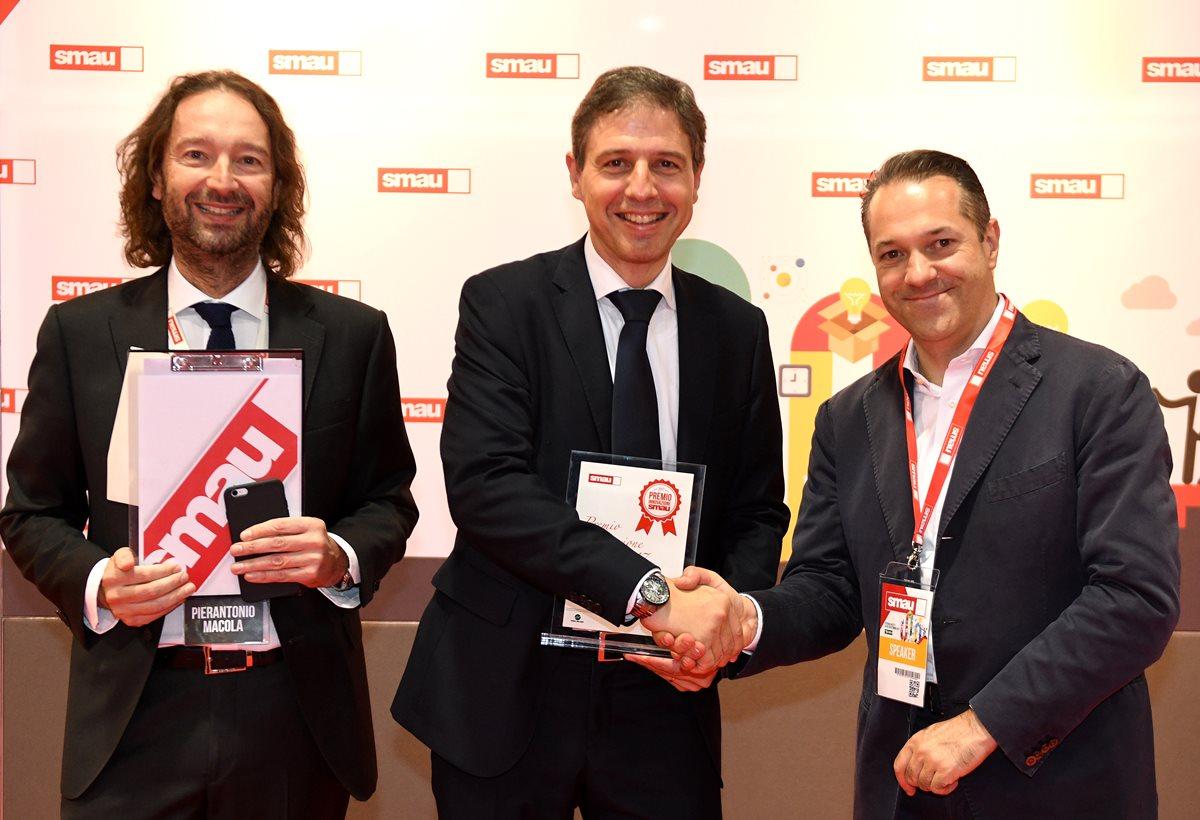 iGuzzini se adjudica el Premio Innovación SMAU 2017